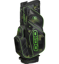 Personalized 2016 Silencer Cart Bag