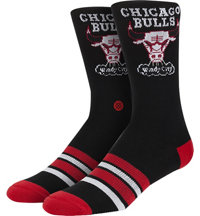 Men's NBA Bulls Crew Socks