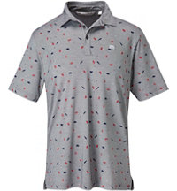 Men's Living the Dream Short Sleeve Polo