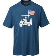Men's Mapes Flag T-Shirt