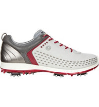 Men's BIOM G2 Spiked Golf Shoe-Concrete/Brick