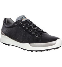 Men's BIOM Hybrid HM Spikeless Golf Shoe-Black/Black Solid
