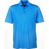 Men's Climacool Pencil Stripe Short Sleeve Polo