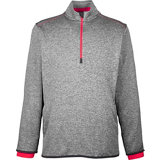 Men's Climaheat Quarter-Zip Layering Sweater
