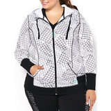 Women's Print Allover Wind Jacket