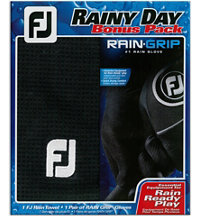 Men's RainGrip Golf Gloves - Rainy Day Bonus Pack