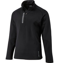 Men's Half Zip Performance Long Sleeve Pullover