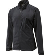 Men's Full Zip Long Sleeve Wind Jacket