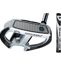 Works Versa Marxman Fang Putter with SuperStroke Flatso Grip