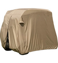 Golf Cart Easy-On Cover - Two-Person
