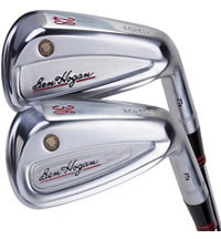 PTx Low Launch Loft Profile 7 Piece Iron Set with Steel Shafts