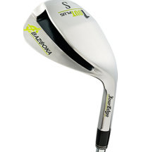 1 Out Plus Wedge with Steel Shaft