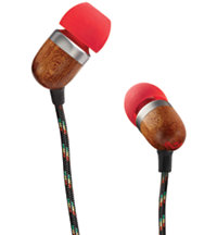 Smile Jamaica Fire Headphones