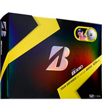B330 B Tour Stamp Golf Balls