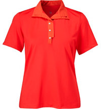 Women's Giada Short Sleeve Polo