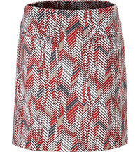 Women's September Printed Skort