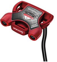Spider Limited Red Putter