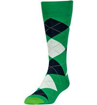 Men's Dress Argyle Socks (1 Pack)