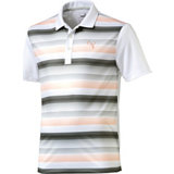 Boy's Road Map Short Sleeve Polo