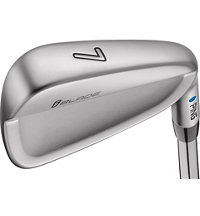 IBlade 3-PW Iron Set +.5 Inch with Steel Shafts