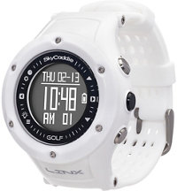 Open Box Linx GPS White Watch