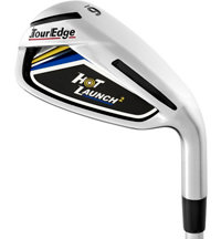 Hot Launch 2 4-AW Iron Set with Steel Shafts