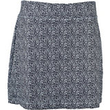 Women's Printed Knit Skort