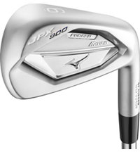 JPX 900 Forged 4-PW, GW Iron Set with Steel Shaft