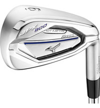 JPX 900 Hot Metal 4-PW, GW Iron Set with Steel Shaft