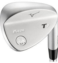 T7 White Satin Wedge