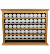 50 Golf Ball Display Rack