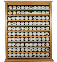 100 Golf Ball Display Rack