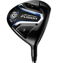 Lady Big Bertha Fusion Fairway Wood