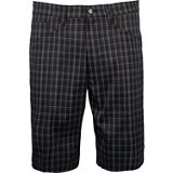 Men's Micro Plaid Tech Short