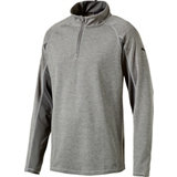 Men's Core Quarter-Zip Popover Long Sleeve Sweater
