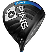Blemished G30 LST Driver with Tour Shaft