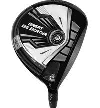 Blemished Great Big Bertha Driver - Limited Release Black