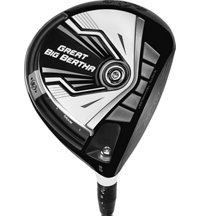 Blemished Great Big Bertha Driver - Limited Release White