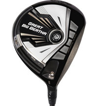 Blemished Great Big Bertha Driver - Limited Release Matte Black