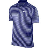 Men's Victory Mini Stripe Short Sleeve Polo