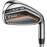 F7 4-PW,GW Iron Set with Graphite Shafts
