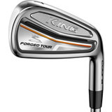 King Forged 4-PW, GW Iron Set with Steel Shafts