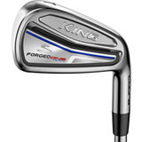 King Forged Single Length 4-PW, GW Iron Set with Steel Shafts