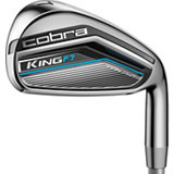 Lady King F7 5-PW,GW,SW Iron Set with Graphite Shafts