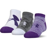 Girl's Next No Show Socks - 3 Pack