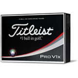 Personalized Pro V1X Double Digit Golf Balls