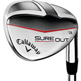 Sure Out Wedge in Steel Shaft