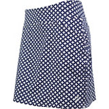 Women's Mina Pull on Print Skort