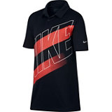 Boys Victory Graphic Short Sleeve Polo