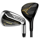 FMAX 4H,5H 6-PW,GW Combo Iron Set with Steel Shafts